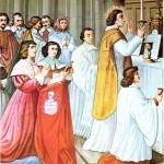 017 LA SALLE 1ère Messe