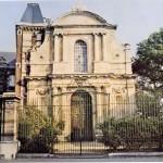 138 Chapelle de SAINT-YON Façade