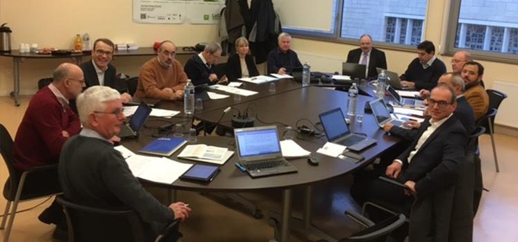 France – La Salle Universities – IALU Europe: reunión en Beauvais
